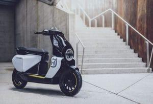 Husqvarna Vektorr scooter électrique 50