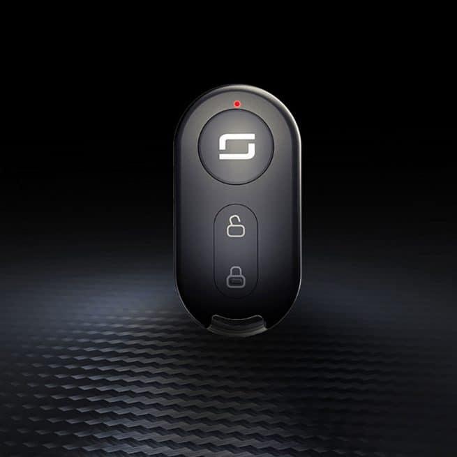 clé sans contact du super soco cu mini