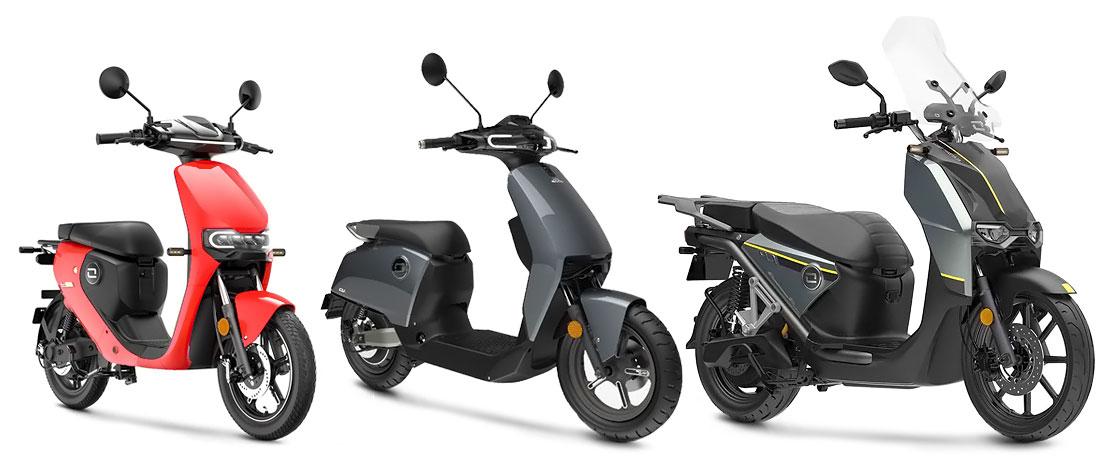 scooter électrique super soco