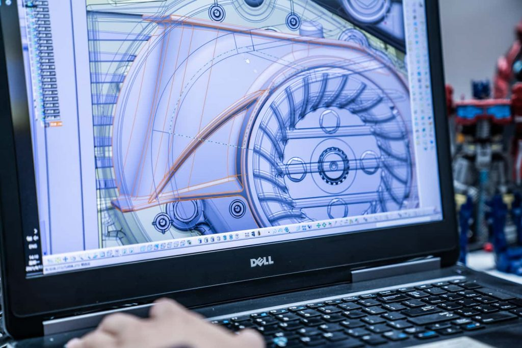 dessin par ordinateur du super soco ct-3